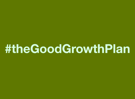 Good growth plan logo